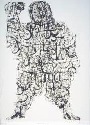 Figure with a 5, 1963